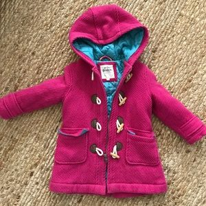 Mini Boden Toggle coat
